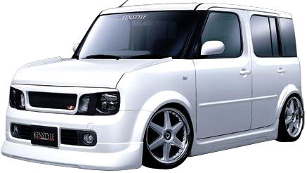 Nissan Cube Car Imports and Compliance